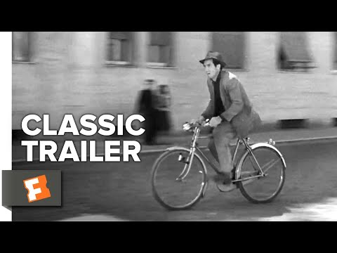Bicycle Thieves (1948) Trailer #1 | Movieclips Classic Trailers