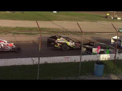 Genesee Speedway Sportsman Heat Two 5-12-18