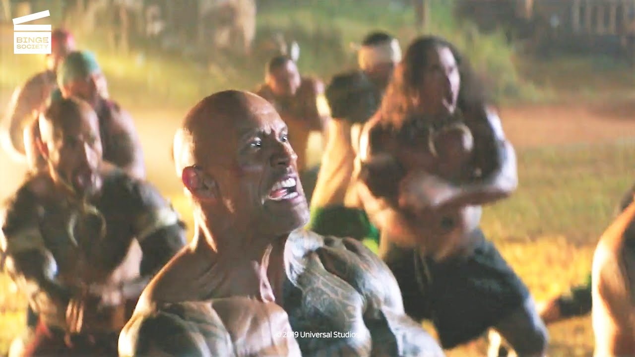 Download Fast and Furious: Hobbs and Shaw: Samoan warriors HD CLIP