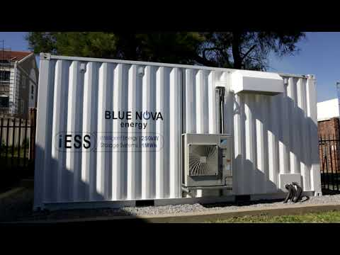 Reliable, Affordable Power - How the agricultural community can go off-grid with iESS