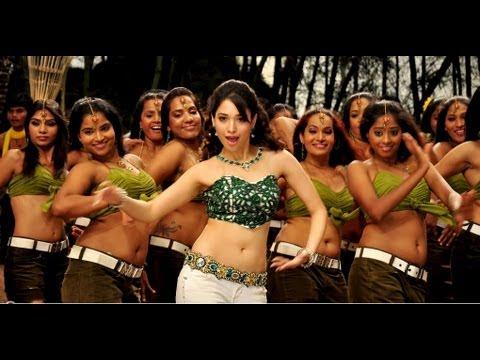 Simha Putrudu Songs - Mummy Daddy Chusina Pilla Song - Tamanna Danush