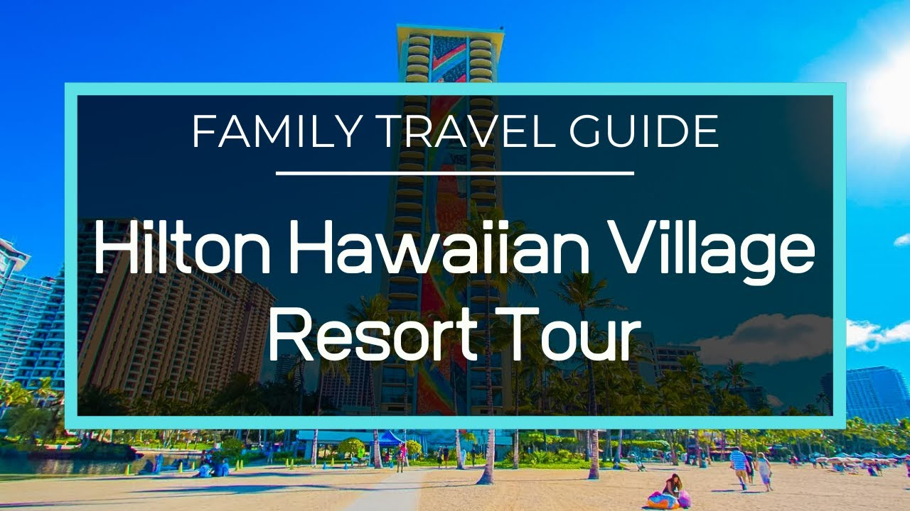 Hilton Hawaiian Village Waikiki Resort Tour And Room Tour Rainbow Tower 2018