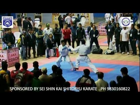KAI Senior National Karate Championship 2018