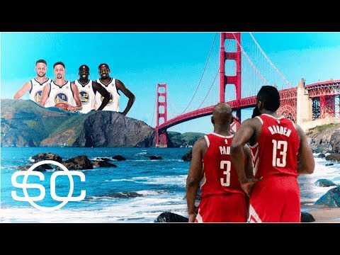 Can Rockets dethrone the Warriors? | SportsCenter | ESPN