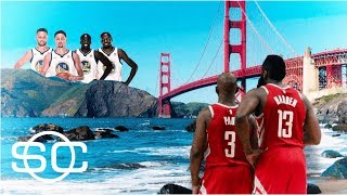 Can Rockets dethrone the Warriors? | SportsCenter | ESPN