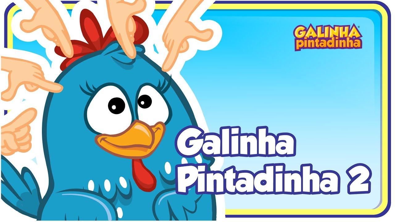 dvd gratis infantil galinha pintadinha