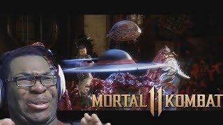 Mortal Kombat 11: Jax, Liu Kang, Kung Lao REVEAL TRAILER REACTION!!!