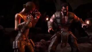 Mortal Kombat X Jacqui Briggs V Sub Zero