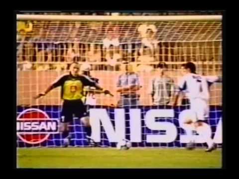 2000 August 25 Galatasaray Turkey 2 Real Madrid Spain 1 UEFA Super Cup