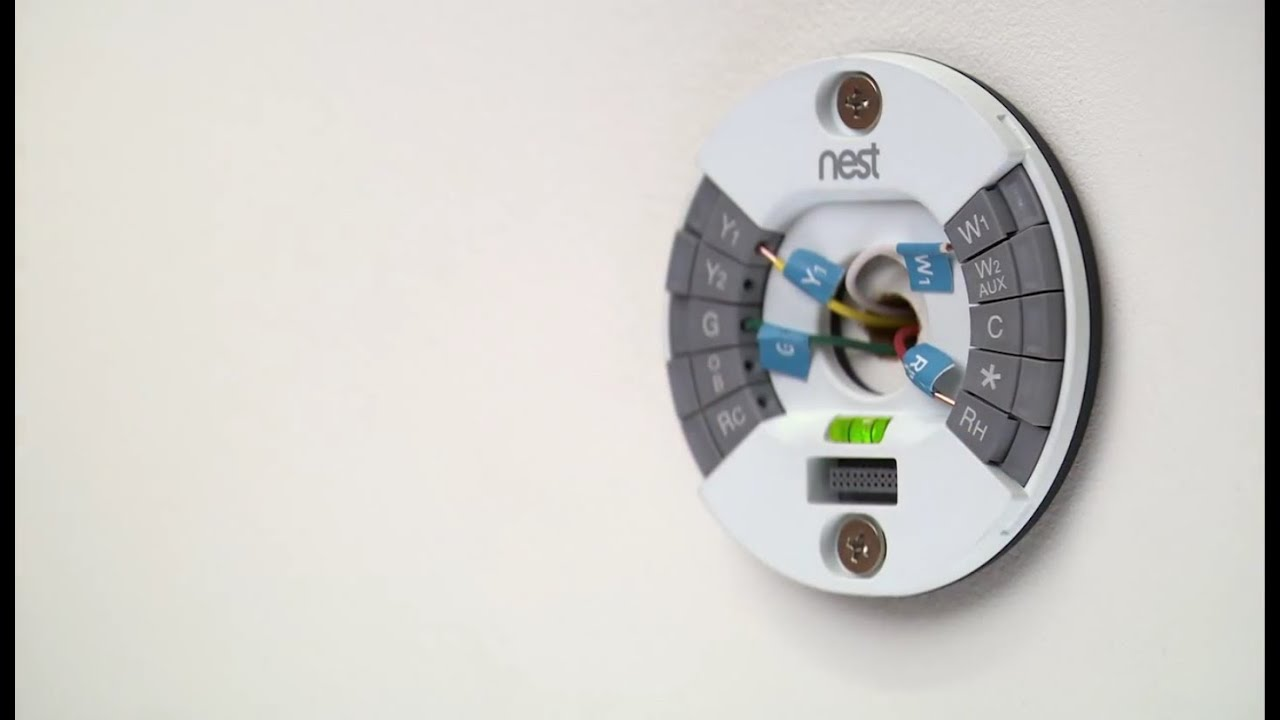 Nest Thermostat Installation Diagram Auto Electrical Wiring Nissan Caravan E24 How To Install The 2nd Gen Learning