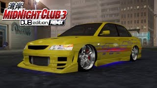 Peguei a Lancer do Brian - Midnight Club 3 DUB Edition Remix (PC Gameplay) [1080p]