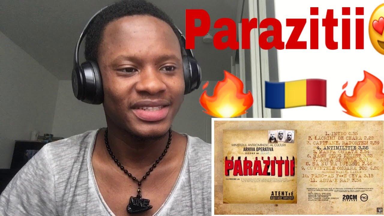 Antimilitie - Paraziții | Shazam