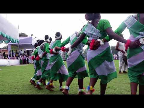 World Adivasi Day|2017|Ho Dance|Jharkhand Culture