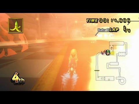 Mario Kart Wii - Item Rain Cheat Code!