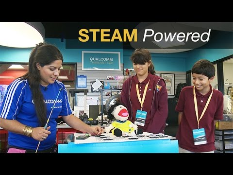 STEAM Powered: Fueling Student Interest in Engineering -- The Thinkabit Lab at Qualcomm