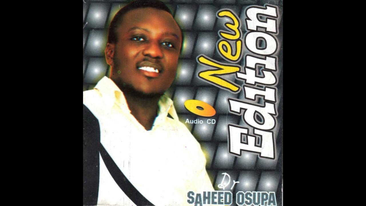 Download Saheed Osupa | New Edition