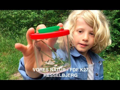 Vores Natur - FDF K27 på Hesselbjerg
