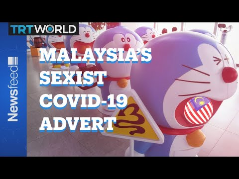 Anger in Malaysia over advert on Covid19 advice