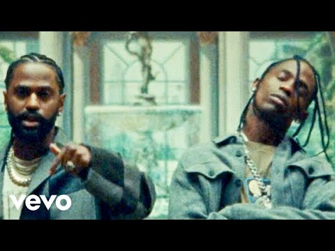 "Big Sean - ""Lithuania"" Ft. Travis Scott (Video)"