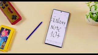 Cuối cùng vẫn phải dùng lại Note 10+ cho công việc!
