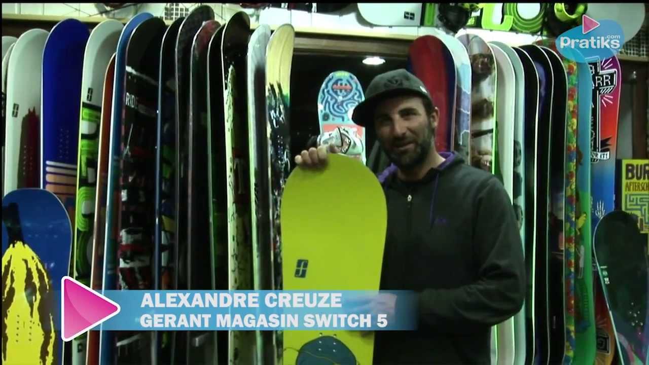 Snowboard equipement bien choisir sa planche freestyle youtube - Bien choisir sa plancha ...