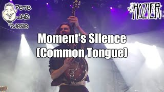 Hozier - Moment's Silence (Common Tongue) (ACL Live at the Moody Theater, Austin, TX 03/31/2019) HD