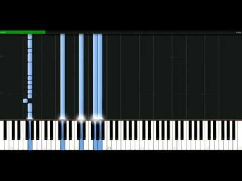Perfect Circle  Passive Piano Tutorial Synthesia  passkeypiano