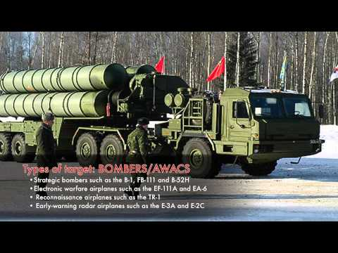 RUSSIAN S-400 missile system- Why is it a treat to U.S.A & NATO ?