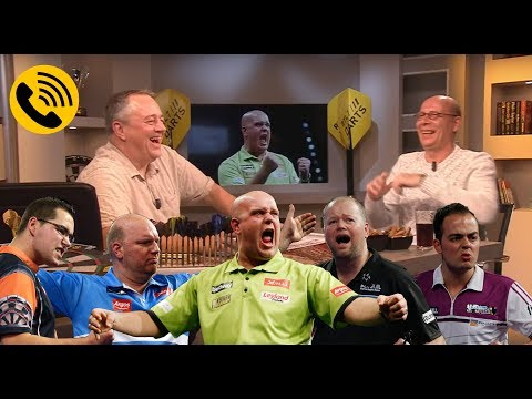 Nederlanders Bellen Direct Na WK-loting! - RTL 7 Darts Inside