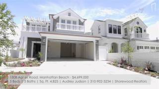 Manhattan Beach Real Estate | Open Houses: May 7-8, 2016 | MB Confidential