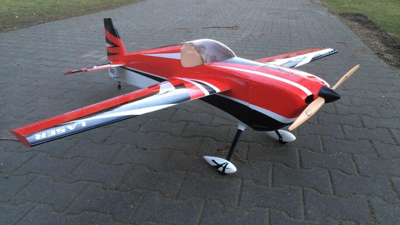 AeroPlus RC Laser 260 60