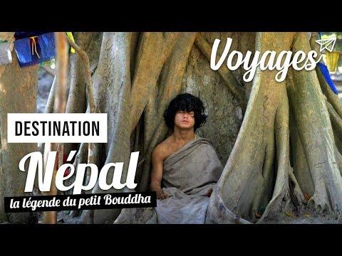 Népal : la légende du petit Bouddha