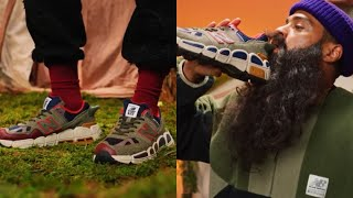 Salehe Bembury x New Balance 'Yurt' feat. Jesse Williams
