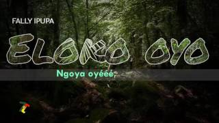 Fally Ipupa - Eloko oyo (Lyrics / Paroles)