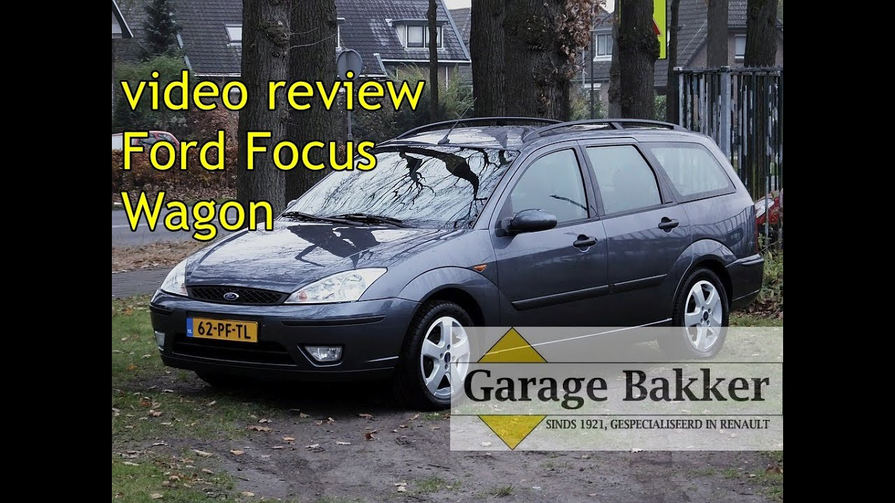 video review ford focus wagon 1 6 16v futura 2004 62 pf. Black Bedroom Furniture Sets. Home Design Ideas