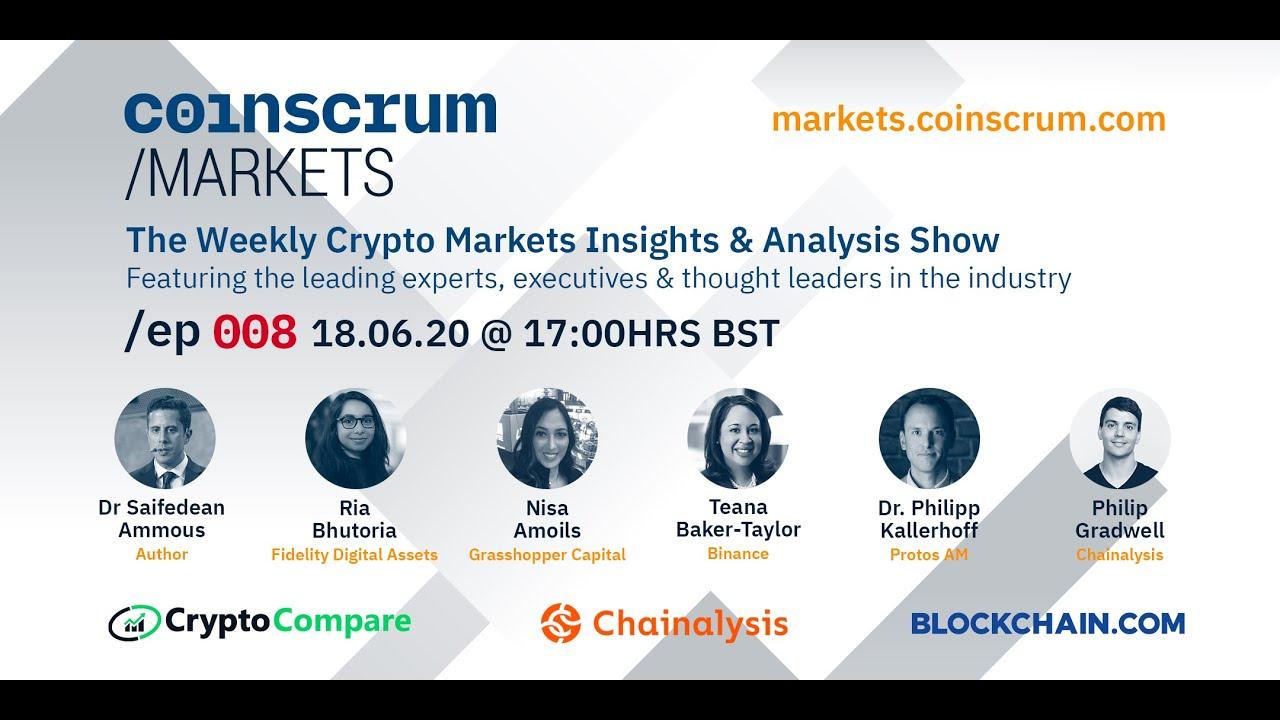 Coinscrum /Markets :: Ep008