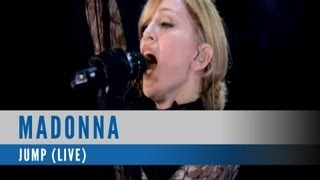 madonna jump live during confessions tour
