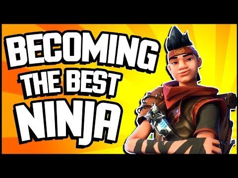 Fortnite - BECOMING THE BEST NINJA - Legendary Llama & Neon Llama Openings (Fortnite Save The World)