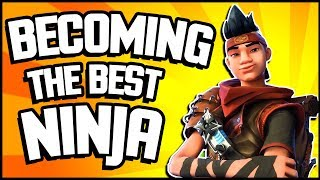 Fortnite - BECOMING THE BEST NINJA - Legendary Llama & Neon Llama Openings (Fortnite Save The World)