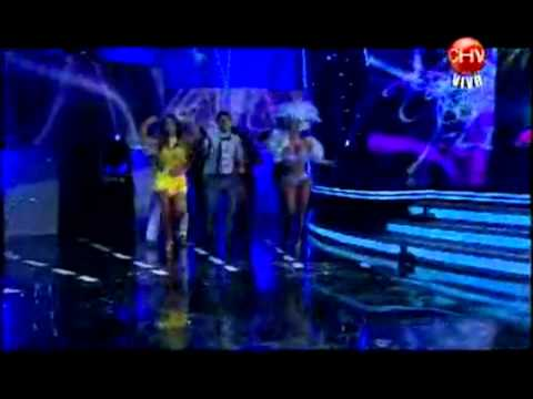 Fiebre de Baile Uri Uri bailando Samba increible!