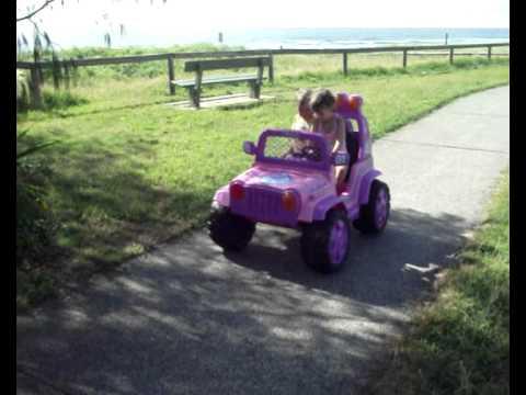kids car 12v to 24v upgradewmv