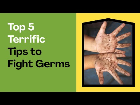 What are some tips to help fight germs? from YouTube · Duration:  5 minutes 31 seconds