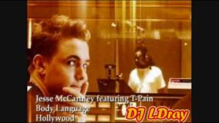 Jesse McCartney Feat T-Pain & Nivea - Body Language (2010 Remix)