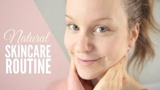My Natural Skincare Routine | Meghan Livingstone