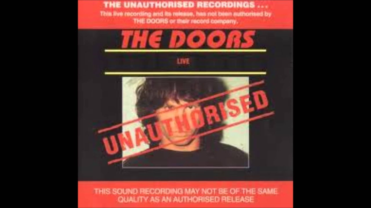 The Doors - Indian Summer - Sunset Sound Recording Studio