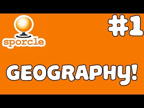 SPORCLE #1 | Geography Challenges