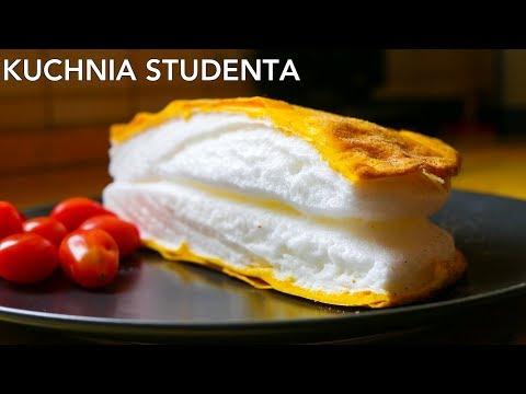 Najbardziej puszysty omlet za 4 zł | Kuchnia Studenta #44