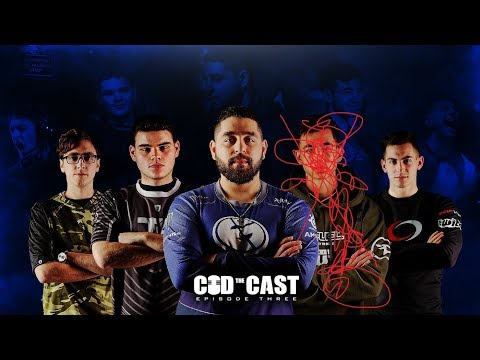 THE CODCAST #3 with FAZE CENSOR, METHODZ, CLAYSTER AND KENNY