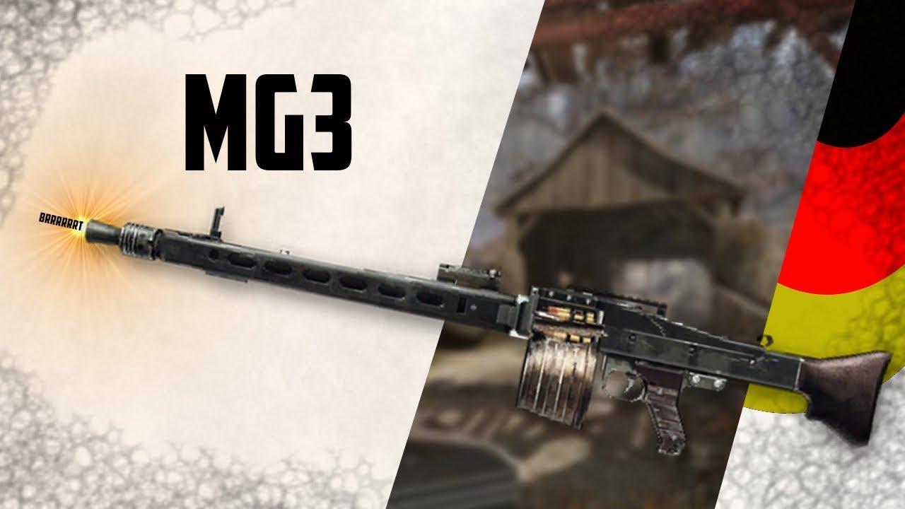 Warface MG3 - Please buff it!!!! - YouTube
