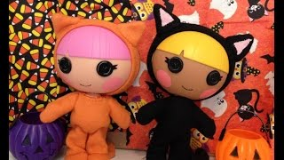Diy Lalaloopsy Halloween Cat Costume